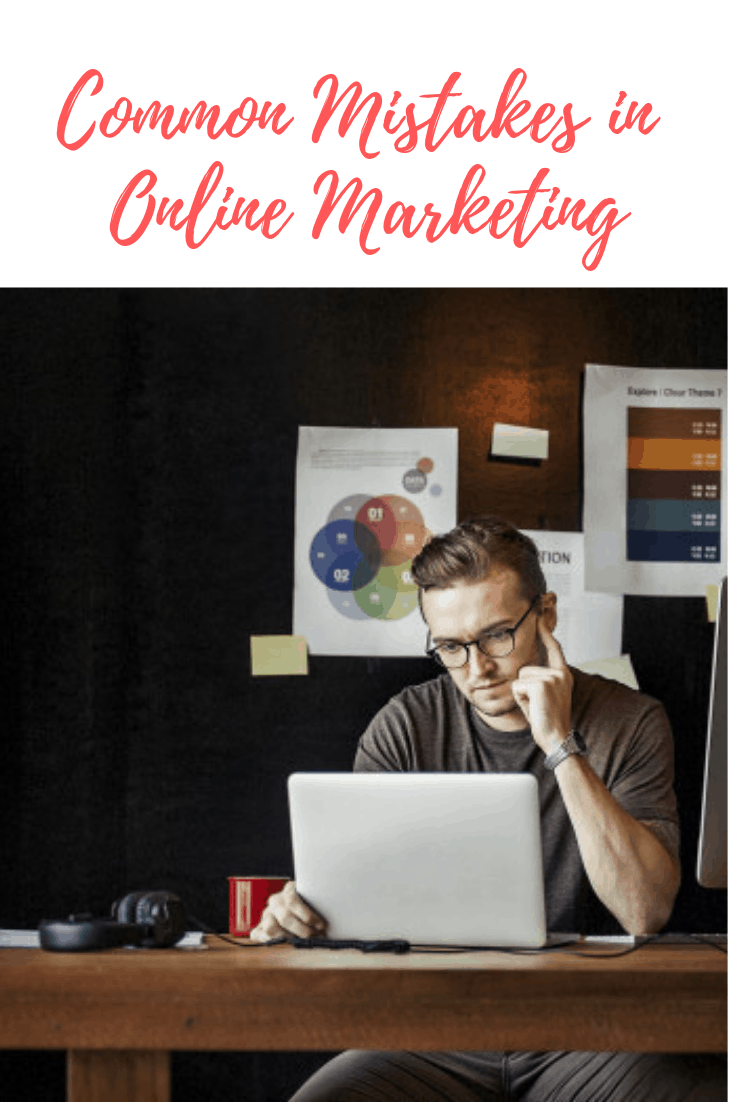 Common Mistakes in Online Marketing