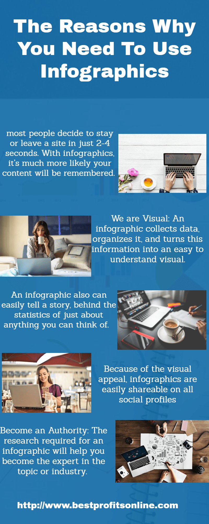 The Reasons Why You Need To Use Infographics - 6 Websites You Need To Know