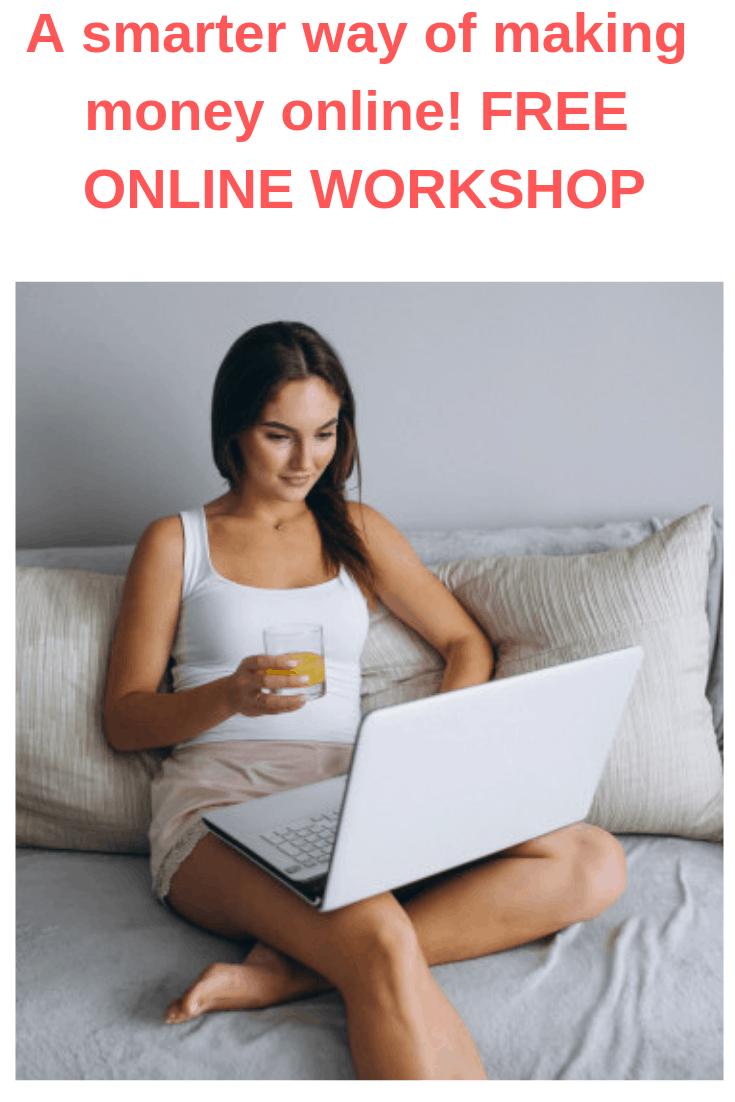 A smarter way of making money online