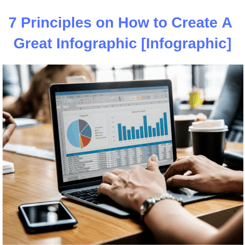7 Principles on How to Create A Great Infographic [Infographic]