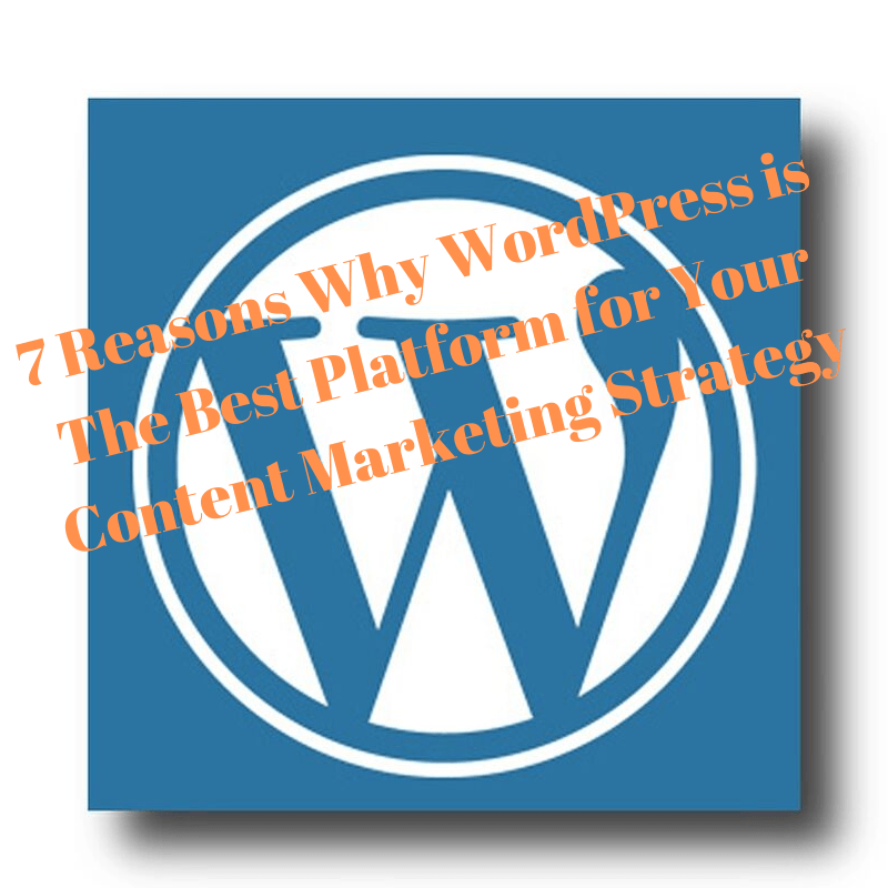7 Reasons Why WordPress is The Best Platform for Your Content Marketing Strategy