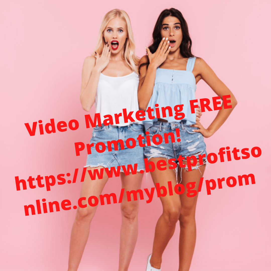 Video marketing Free Promotion