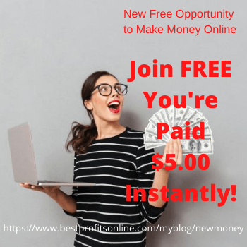 Attention! New Free Opportunity to Make Money Online