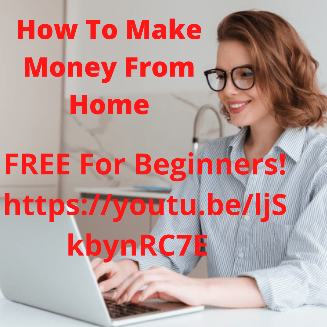 How to Make Money from Home for Beginners - FREE: Tips Websites and Tools