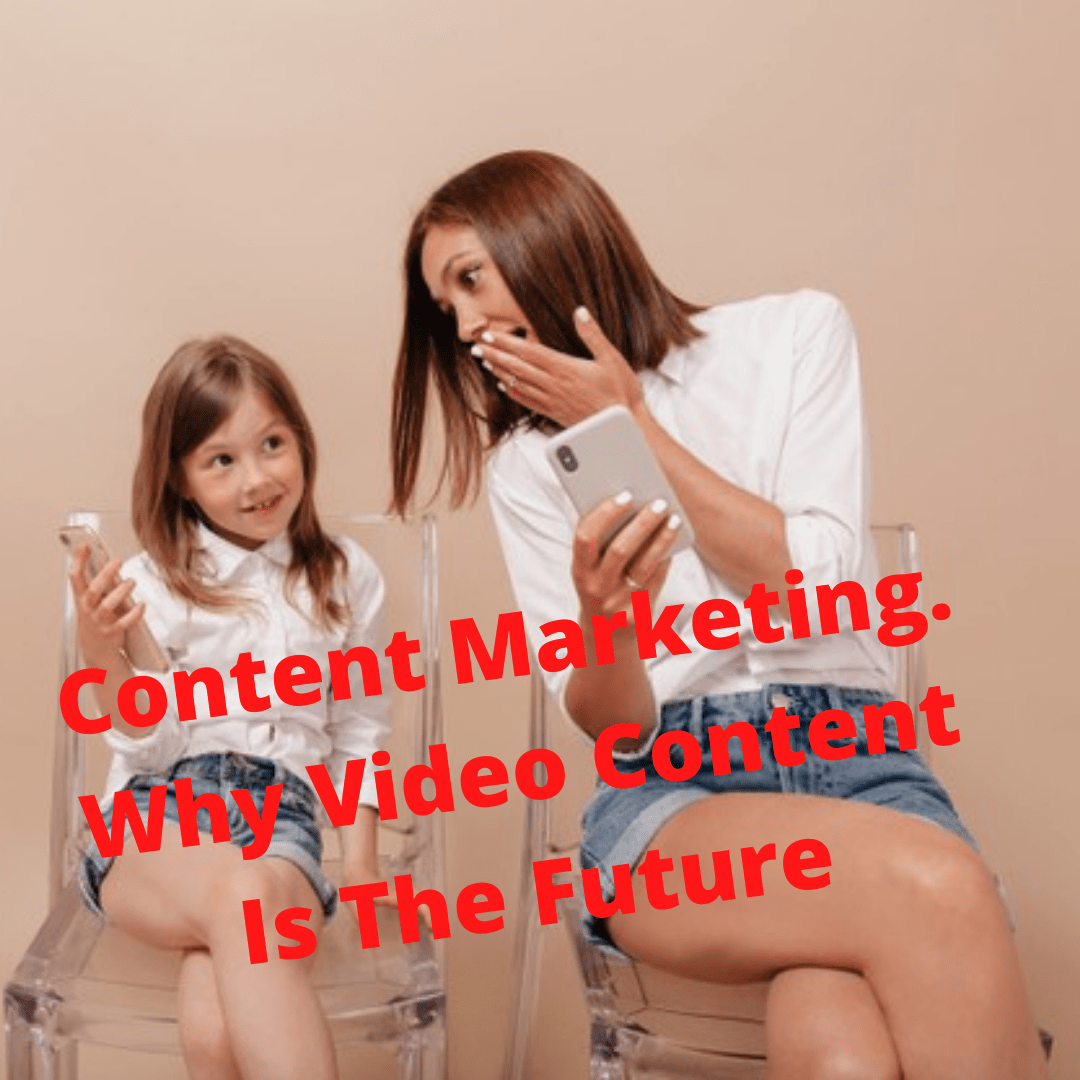 Content Marketing Strategy: 5 Tips Why Video Content Is The Future